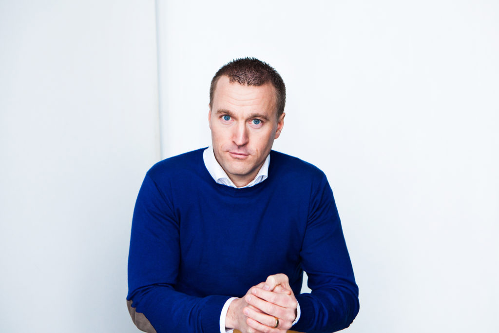 Petter Moldenius new CEO at Optimizer Invest
